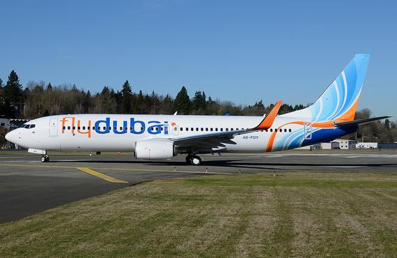 boeing 737 800 flydubai