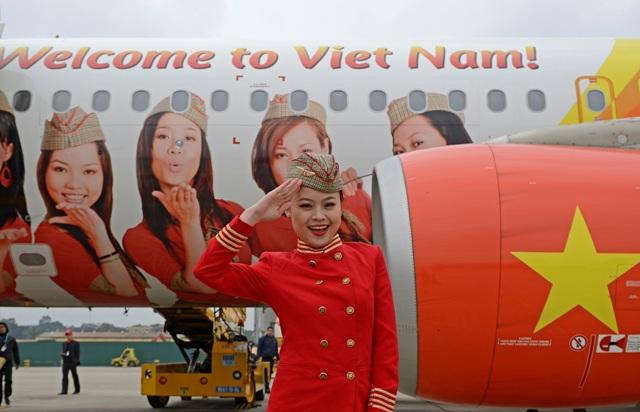 лоукостер VietJet Air