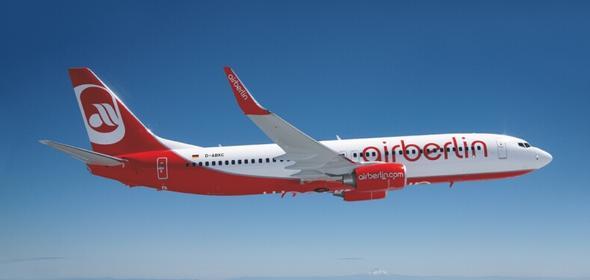 самолеты airBerlin