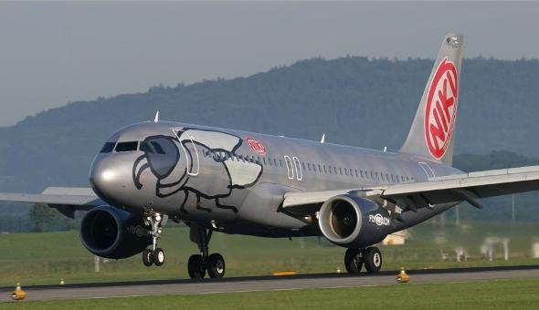 самолет Niki