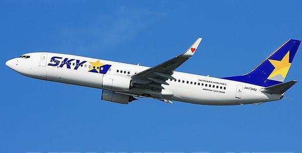 самолет Skymark
