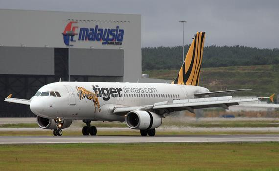 Авиакомпания Tiger Airways