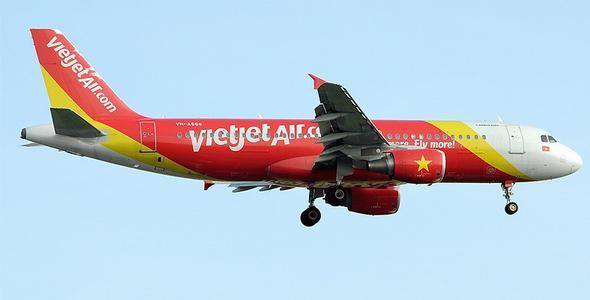 самолет VietJetAir
