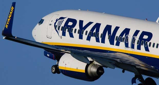 В 2017 году на Украину придет лоукостер Ryanair