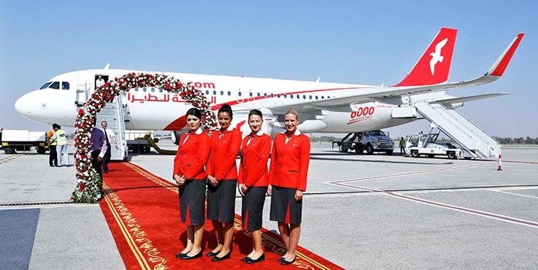 Air Arabia запускает рейсы из Батуми в Шарджу