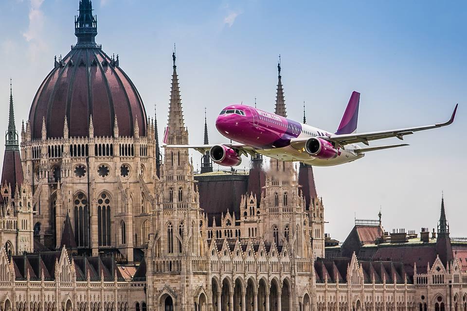 Полумарафон Wizz Air в Будапеште 2016