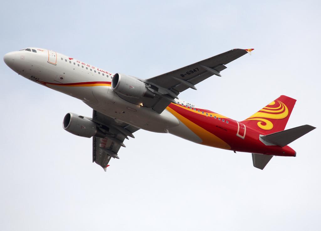 Китайский лоукост Lucky Air присматривается к России