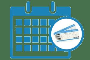 Календарь цен на авиабилеты